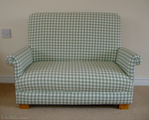 Gingham Sofa Gingham Sofa Protector By Jeffery Home 124x75